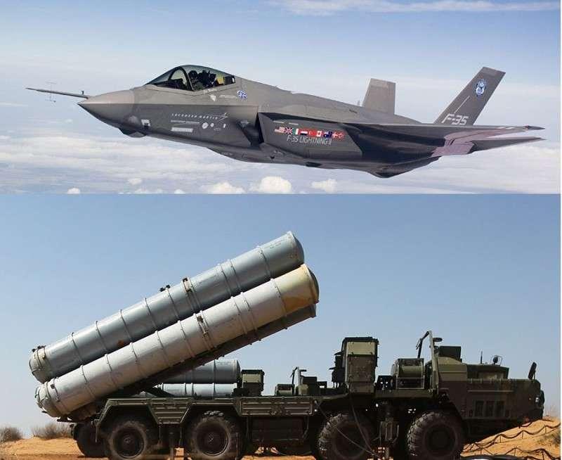 C-300 может уничтожить F-35 в Сирии