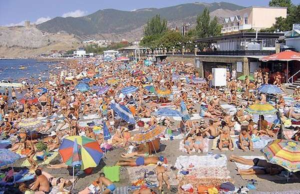 Итоги курортного сезона в Крыму