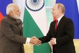 Индия ждет Владимира Путина и российские С-400