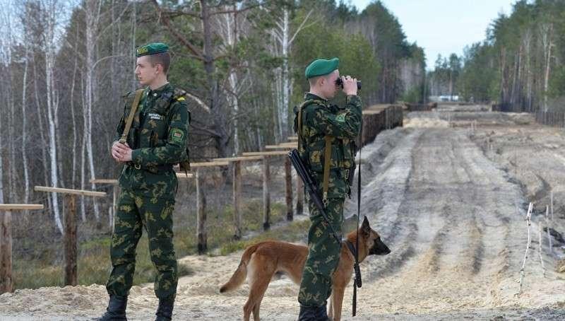 Александр Лукашенко отгородился от украинских