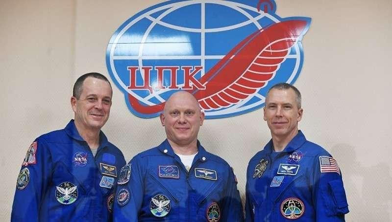 Прямая трансляция: экипаж МКС удачно вернулся обратно на Землю