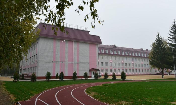 ВБрянске открылся новый корпус школы №