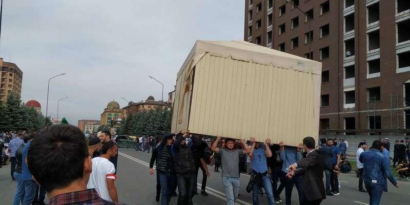 В Ингушетии пятая колонна пытается разжечь очередной Майдан