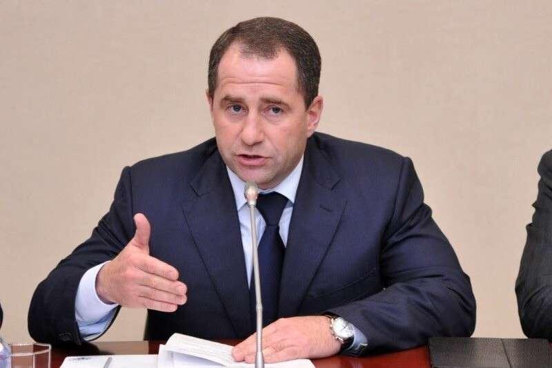 С появлением Михаила Бабича в Белоруссии работа в посольстве России в наконец-то закипела