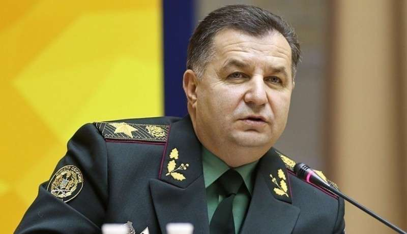 Министра обороны Украины не пустили на министерскую встречу НАТО в Брюсселе