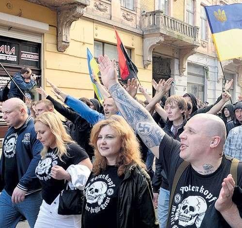 Украинцы омайданены до полной неадекватности