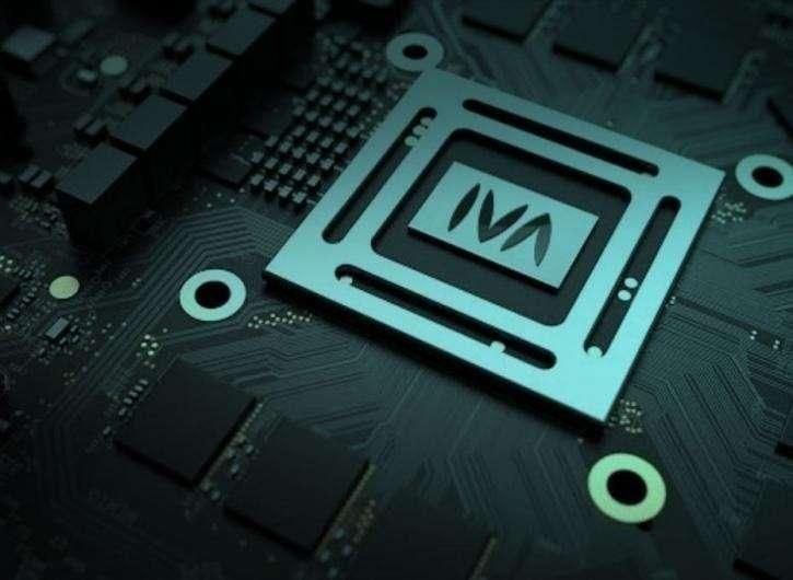 ВРоссии появился свой первый тензорный процессор