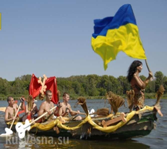 «Азовский прорыв», или Приключения капитана Вальцмана в лохани «Бiда»