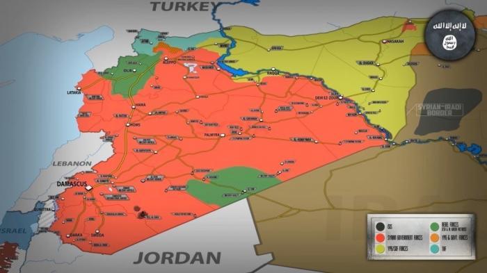 Сирия. Террористический Израиль заявил о дальнейших ударах по Сирии и С-300