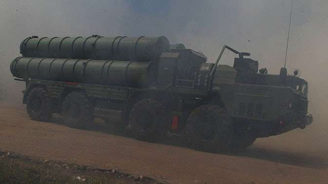Россия начала исполнение контракта на поставку С-400 в Индию