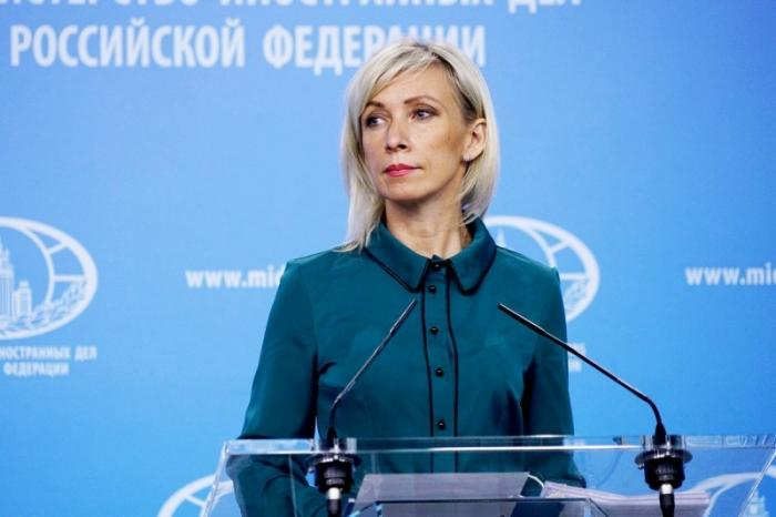 Мария Захарова провела еженедельный брифинг МИД России 04.10.2018