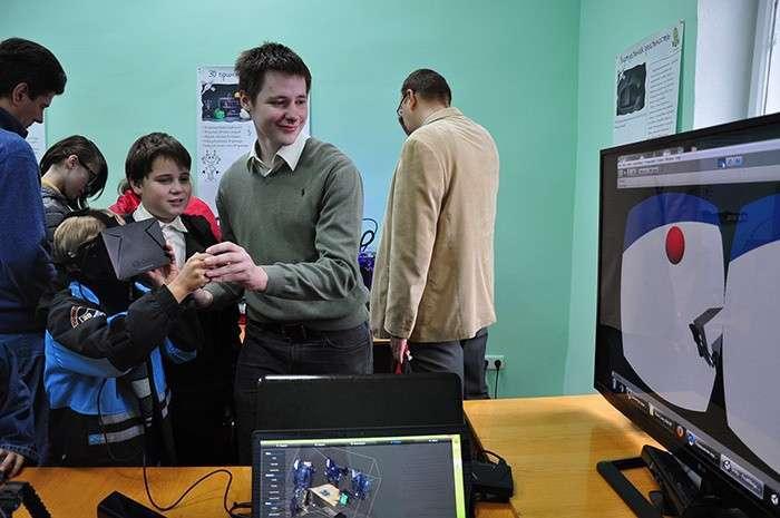 В Самаре открылся Центр молодёжного инновационного творчества «Гагарин»