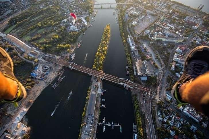 ВСамаре завершилась надвижка Фрунзенского моста