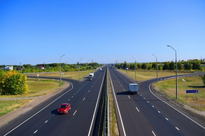 ВСаратовской области отремонтировано свыше 40 кмтрассы А-298