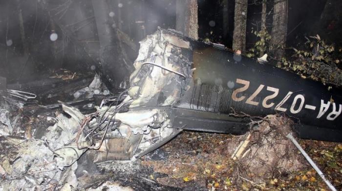 Следственный комитет опроверг информацию об убийстве пилота вертолёта замгенпрокурора РФ