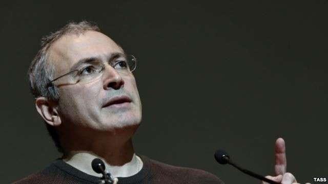 Ходорковский прибыл в Вашингтон для согласования плана революции в России