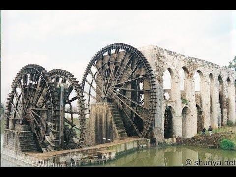 Зачем уничтожили мельницы? Часть вторая. Водяные мельницы