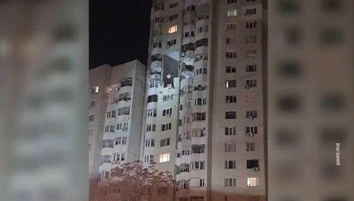 Кишинев: в жилом доме без электричества взорвался газ