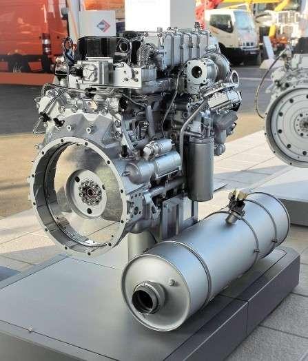 Группа ГАЗ представила дизельный двигатель экологического стандарта Евро-6— ЯМЗ-53426