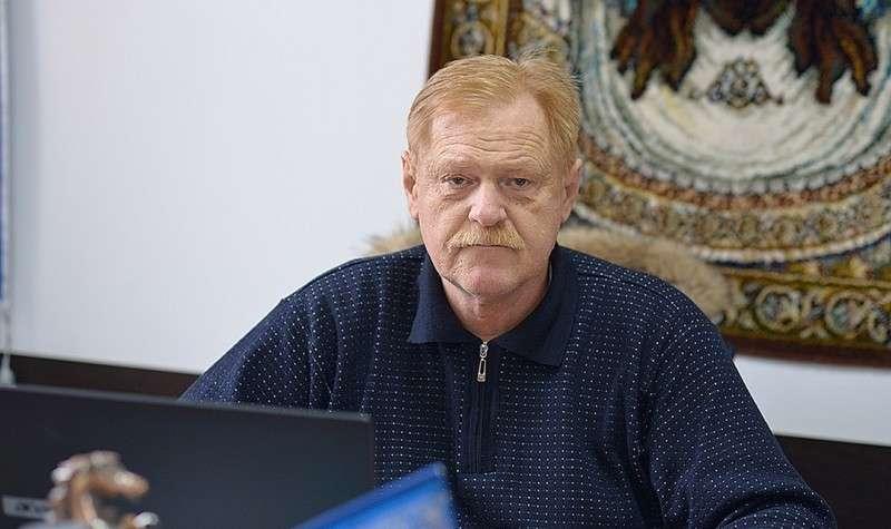 Атаман Валентин Иванов Фото: Дмитрий СТЕШИН