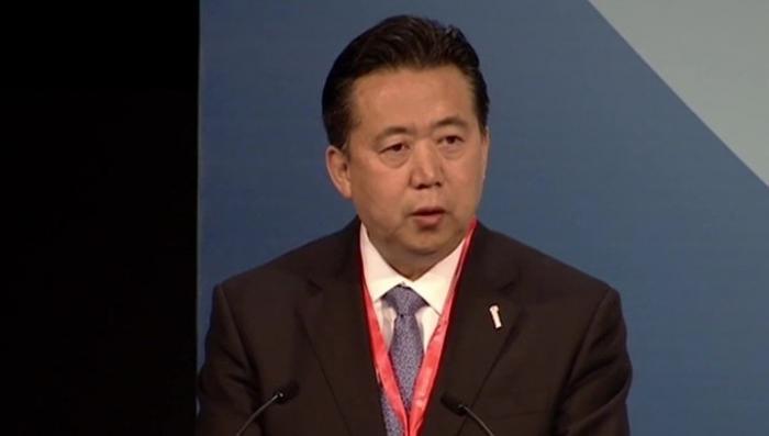 Китай арестовал главу Интерпола за коррупцию
