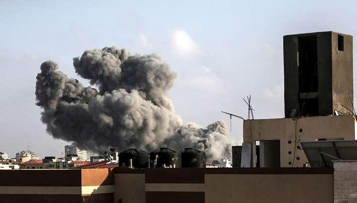 Израиль снова ударил по палестинцам в Газе