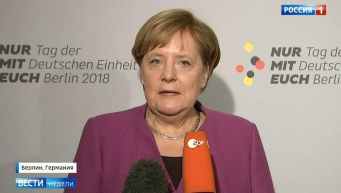 Немцы разочарованы не только Ангелой Меркель, но и результатами объединения Германии