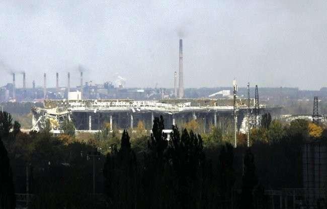 ДНР: Контроль над подземными коммуникациями аэропорта не установлен