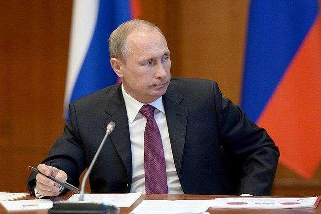 Владимир Путин подписал закон о ратификации договора о Евразийском экономическом союзе