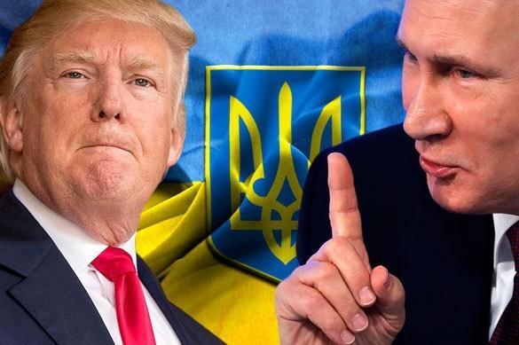 Как на Украине реализуется большая сделка Путина и Трампа