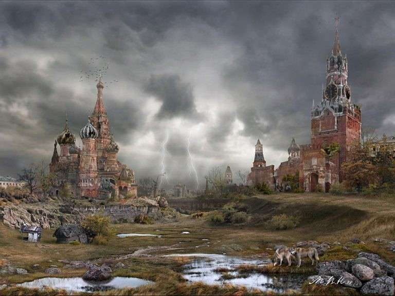 Что было бы, если бы Россия не выбрала Путина, а стала