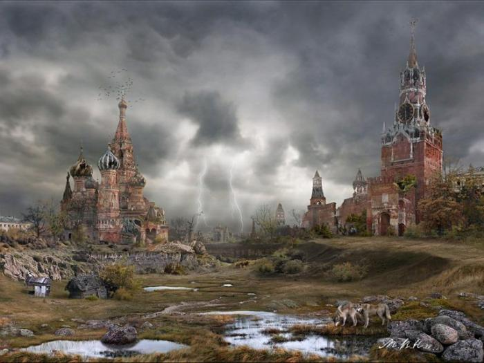 Если бы Россия не выбрала Путина, а стала «нормальной демократической страной»