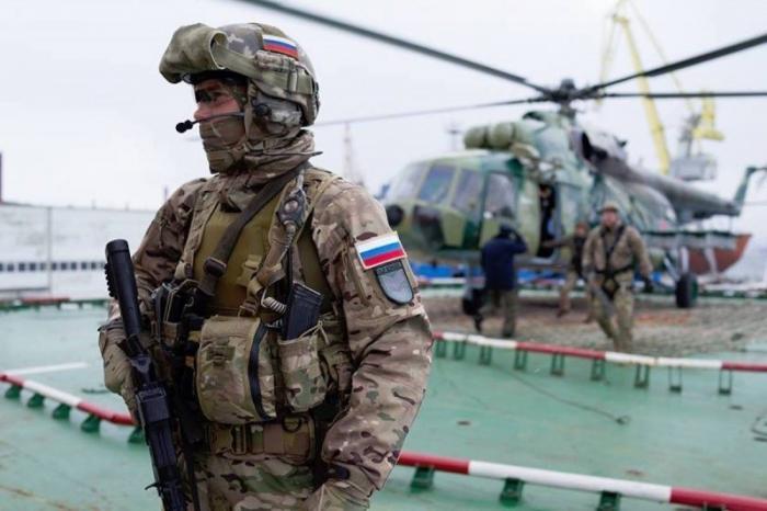 В Сирии российский спецназ в большом количестве переброшен в провинцию Дейр-эз-Зор
