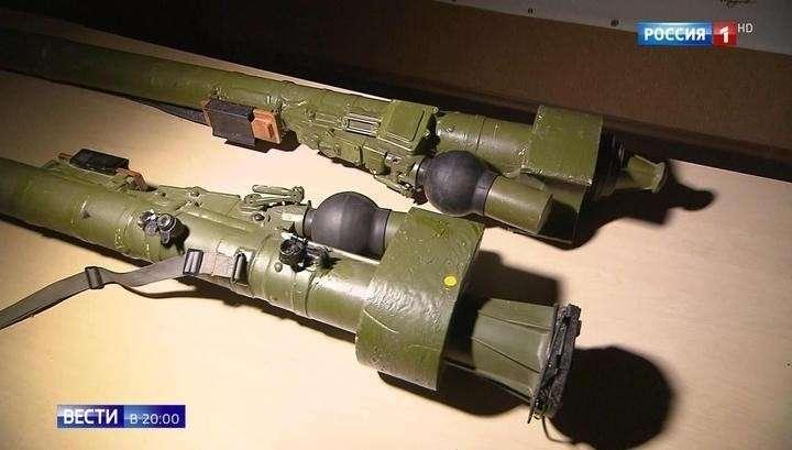 Украинские военные продали защитникам ДНР два ПЗРК