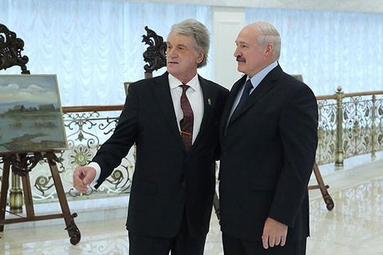 Зачем Лукашенко возвысил Ющенко перед встречей с Владимиром Путиным