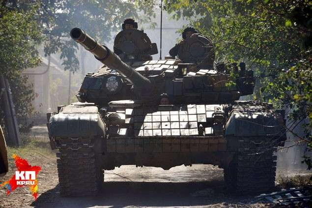 Мы трёх танкистов вынесли из боя