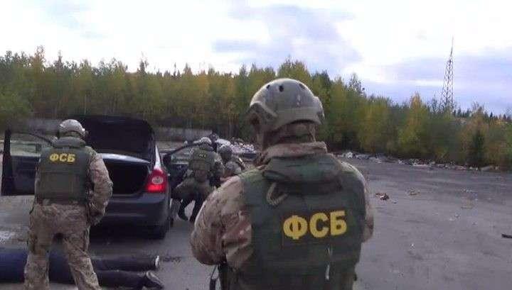 ФСБ задержала Петербурге и Петрозаводске банду, изготовлявшую самодельные бомбы