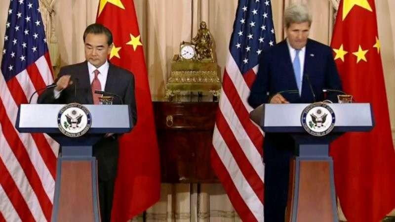 Пекин дал резкий ответ Вашингтону на его заявления по поводу событий в Гонконге