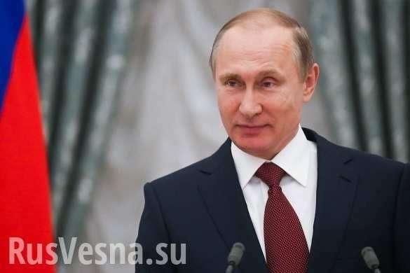 Путин рассказал обудержании ценнанефтепродукты (ВИДЕО) | Русская весна