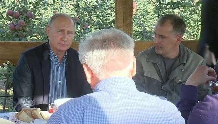 Владимир Путин пообещал с 1 января прибавку к пенсии проработавшим на селе больше 30 лет
