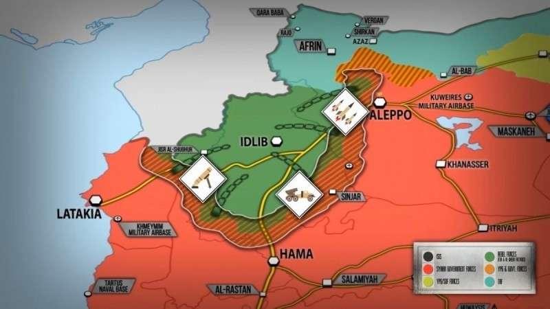 Сирия. 3 дивизиона ЗРК С-300 взяли на прицел ВВС Израиля
