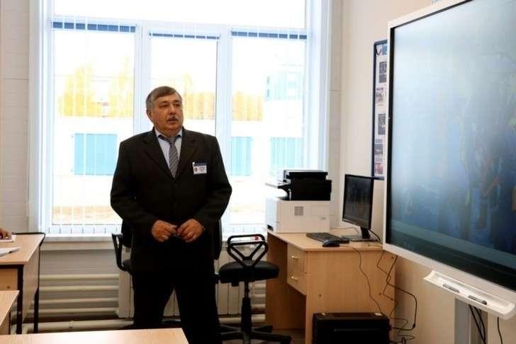 ВЧувашии открыт учебно-производственный корпус