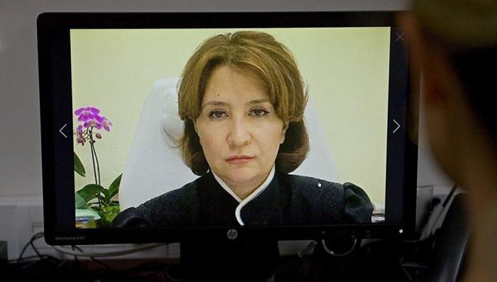 «Золотая судья» Хахалева скрывает своё прошлое