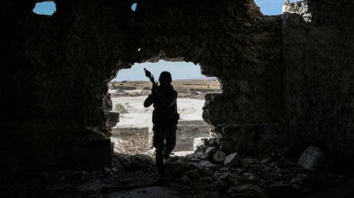 В Сирии американские наёмники убили активистов «Белых касок» и похитили химоружие
