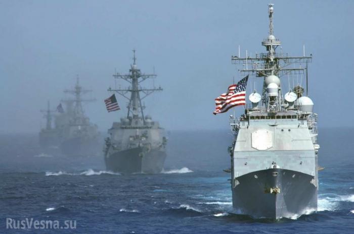 США рискуют не успеть на войну с Россией – кораблей не хватает