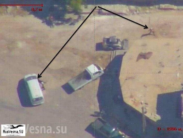 ВКС России засекли подготовку к химической провокации в Сирии