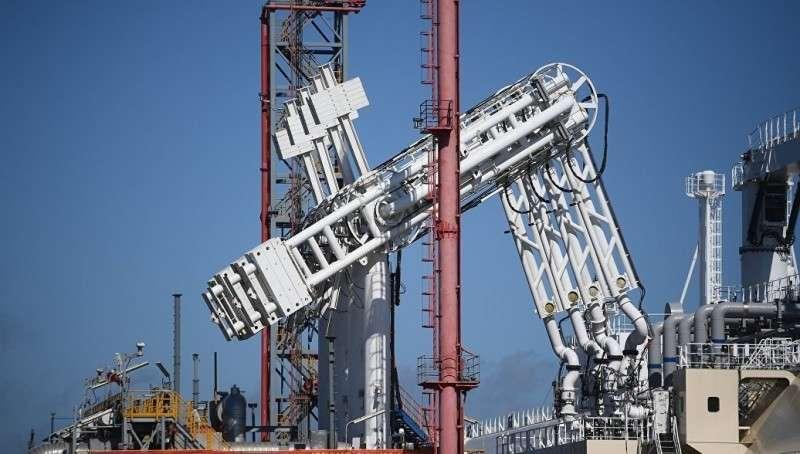 Китай отказался от американского СПГ. Его заменит газ из России