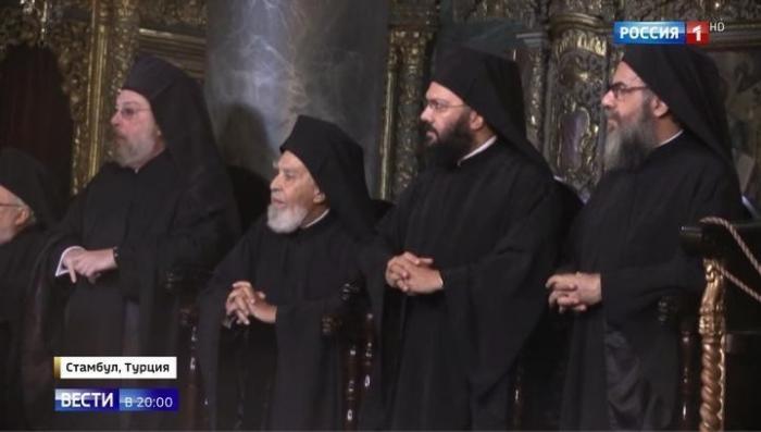 Украина к расколу готова: что решат засланцы из Константинопольского патриархата