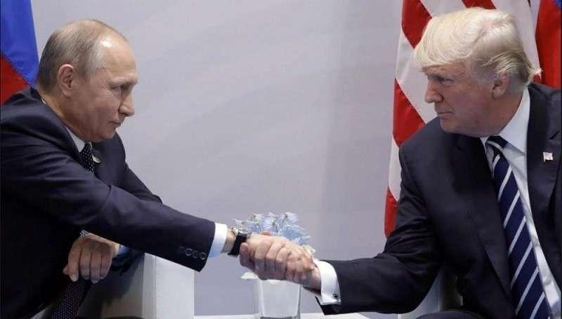 Новая встреча президентов России и США произойдёт опять в Хельсинки