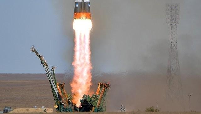 Названа предварительная причина аварии ракеты-носителя «Союз»